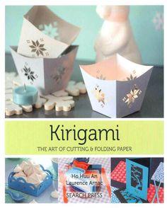 Kirigami the art of cutting & folding paper  Boletín 103 – 06 junio 2014 Ho Huu An (2012). Kirigami: the art of cutting & folding paper. Kent: Search Press.