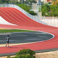 Z-Turbluences ahead!!   #architecture #athletics
