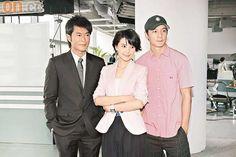 Louis Koo Tin Lok, Gao Yuanyuan, Daniel Wu (Ng Yin Cho)