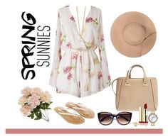 """""""Look#551"""" by karol-andrade ❤ liked on Polyvore featuring Kate Spade, Monsoon, Jimmy Choo, Nixon and Ally Fashion"""
