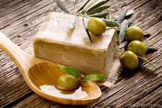 Castile Soap (100% Olive Oil) - the simplest recipe in the world, but, for some reason I have never made 100% castile soap. I think it's a must-do!