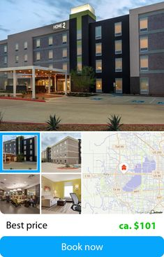 Home2 Suites by Hilton Houston/Katy (Katy, USA) – Book this hotel at the cheapest price on sefibo.