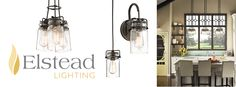 Browse Elstead Lighting products online with Lighting specialists Arrow Electrical providing a range of modern and contemporary lights with free delivery available. Online Purchase, Range, Lighting, Modern, Stuff To Buy, Design, Cookers, Trendy Tree, Lights