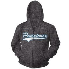 Pentatonix Logo Hoodie I absolutely need this I have been looking for one