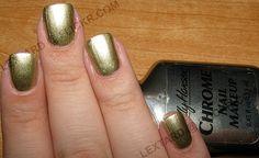 Sally Hansen Chrome Nail Makeup - Gold Chrome