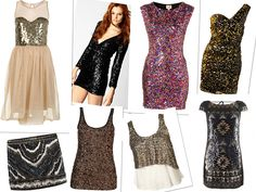 Glitter and Sequins #pleats #please #feelunique