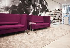 New Interior Design for Men's Shoe Store, The Hague, The Netherlands