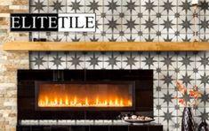 "EliteTile Biarritz Series 3"" x 6"" Ceramic Brick Look Subway Tile & Reviews | Wayfair Pebble Mosaic Tile, Ceramic Subway Tile, Glass Subway Tile, Marble Mosaic, Stone Tiles, Mosaic Glass, Mosaic Wall, Wall Tiles, Install Backsplash"