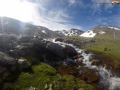 Abasteciendo el rió Dílar #sierranevada #hiking #senderismo