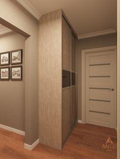 Дизайн интерьера трехкомнатной квартиры в Рогачеве - прихожая фото №4 Apartment Entrance, Entrance Hall, Tall Cabinet Storage, Diy And Crafts, Bedroom Decor, Colours, Interior Design, House, Furniture