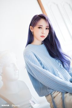 Kpop Girl Groups, Korean Girl Groups, Kpop Girls, Divas, Rapper, Mamamoo Moonbyul, Babe, Kpop Fashion, Rainbow Bridge