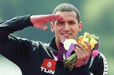 oussama mellouli - gold medal winner #Tunisia #JO2012