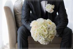 【新婦様からの写真】命が吹き込まれるウェディングブーケ|Flower note の 花日記 (横浜・上大岡 アレンジメント教室) Flowers, Royal Icing Flowers, Flower, Florals, Floral, Blossoms