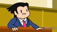 Your Average Ace Attorney Trial (Ace Attorney Parody) [KawaiiPiranha Car...