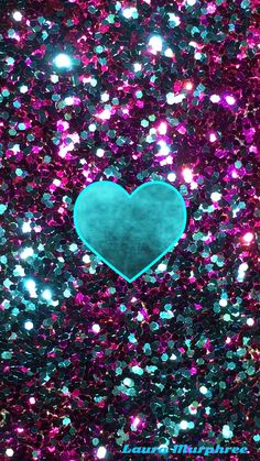 Glitter phone wallpaper sparkle background sparkling bling sparkles blue pink colorful