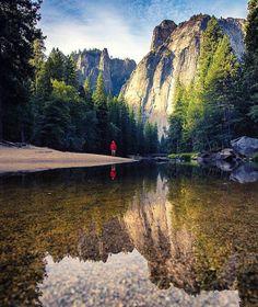 ❝ #FOTO - Parque nacional de Yosemite, California ❞ ↪ Vía: Entretenimiento y Noticias de Tecnología en proZesa