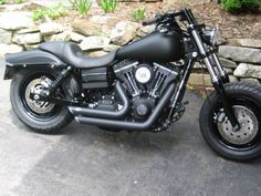2009 Harley Davidson Dyna Fat Bob