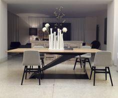 Michaela Sekerová Office Desk, Conference Room, Table, Fashion Design, Furniture, Home Decor, Desk Office, Decoration Home, Desk