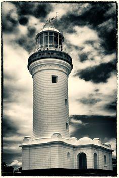 Norah Head Lighthouse by Ray Clifton, via 500px