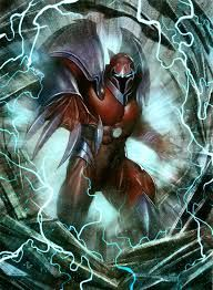 caffeinefox said: Who is your all time favorite comic book villain and why? Answer: Onslaught will always have that spot for me. He was the first villain I learned about when I started reading comics. Comic Book Villains, Marvel Villains, Comic Book Characters, Marvel Characters, Comic Books Art, Comic Art, Book Art, Evil Villains, Marvel Dc