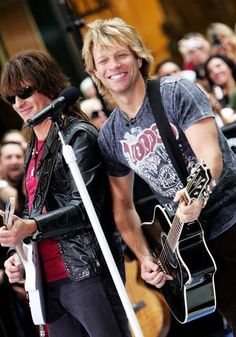 Jon and Richie