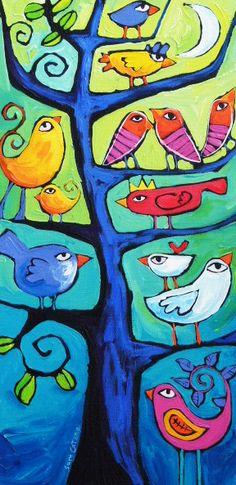 Sara Catena Sold Paintings - SARA CATENA