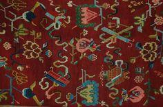TIBETIAN CARPETS | Tibetan Carpets, Rugs from Tibet, Textiles, Tibet Antiques, Antique ...