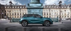 The was perhaps the brand's only recognizable model, but even that has been replaced by a crossover. Meet the all-new Crossback, a more premium version of the Peugeot Mini Countryman, Ds3 Citroen, Mini Crossover, Diesel, Automobile, Peugeot 2008, Car Sketch, Concept Cars, Futuristic