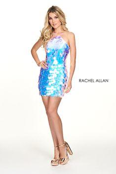 ad58b187bc Rachel Allan Prom Dresses dress with Style - Neckline - High Neckline