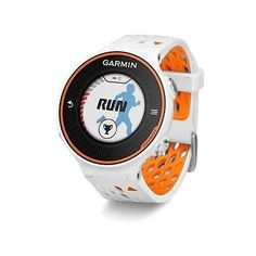 GPS and Running Watches 75230: Garmin Forerunner 620 Gps Running Watch Orange/White Na Certified Refurbished -> BUY IT NOW ONLY: $165.98 on eBay!