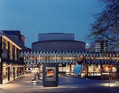 Nottingham Playhouse http://www.nottinghamplayhouse.co.uk/