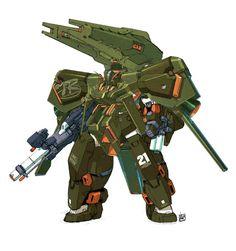 Gundam Hazel