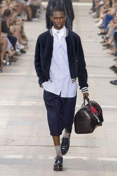 Louis Vuitton | Menswear - Spring 2018 | Look 9