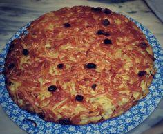 #lokshen #kugel #traditionnal #yiddish #cuisine #delicious #jewish #ashkenazi #sweet #food #cake by edgcn