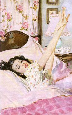 Glamorous Loungewear for the Classic Women
