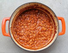 4th of July Vegan Baked Beans (Celebrate your Independence from Meat)