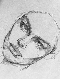 Do you want to learn to illustrate / draw in realism? Course with 30 more videos lessons in . - blushweddingdress Do you want to learn to illustrate / draw in realism? Course with 30 more videos lessons in …, # Pencil Art Drawings, Art Drawings Sketches, Drawing Faces, Drawing People Faces, Girl Face Drawing, Inspiration Art, Art Inspo, Body Kun, Art Du Croquis
