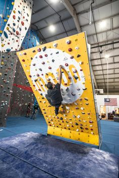 How's the work week going? Come into the gym and climb off that steam. Home Climbing Wall, Rock Climbing Gym, Bouldering Gym, Jungle Gym, Work Week, Lighting System, Vaulting, Climbers, Around The Worlds