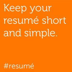Just a quick tip from us at Dell Careers. Stay tuned for more quick tips! Learn more about working at Dell at http://dell.to/DellCareers.