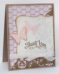 Creative Thanks by mamamostamps - Cards and Paper Crafts at Splitcoaststampers