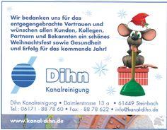 Frohe Weihnachten - http://www.dihn-kanalreinigung.de/frohe-weihnachten/
