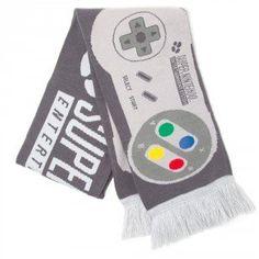 Echarpe Super Nintendo