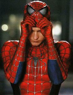 Marvel The Amazing Spider-Man 2 Adult Mask Hood size O/S Costume Licensed Spiderman 2002, Spiderman Suits, Black Spiderman, The Amazing Spiderman 2, Marvel Comics, Hq Marvel, Spider Man Trilogy, Spectacular Spider Man, Spider Verse