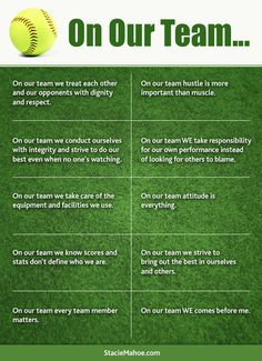 free printable for softball coaches