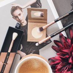 Luvia Cosmetics - Blending and Pencil Brushes www.bibifashionable.at