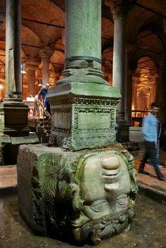 Visit the Underground Cistern, Istanbul