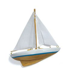 Smooth Sailing Sailboat Wedding Favor Magnet | NOW ON SALE! $2,48 CAD each | Buy it now on our online store www.montrealweddi... #mariagemontreal #montrealweddings #beach #wedding #theme #ocean #nautical #favours #guest