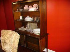 Really cool mid century china/buffet/cabinet thing