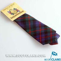 Clan Murray Tartan C