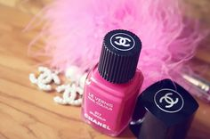 Chanel pink love